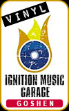 Your local and online source for vinyl, Ignition Music Garage