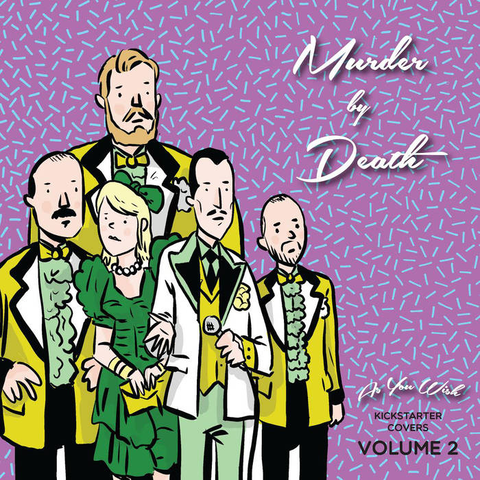 MURDER by DEATH - LIVE at the MIDWAY TAVERN!