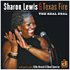 SHARON LEWIS & TEXAS FIRE Band