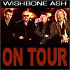 WISHBONE ASH at the Midway Tavern, 2012 U.S. Tour