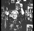 Midway Tavern owner Martha Salutes her Friends!